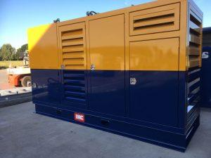 Hydraulic Power Pack Straalbedrijf Catseman