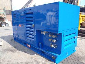 Hydraulic Power Pack Straabedrijf Catseman