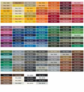 kleurenkaart-ral