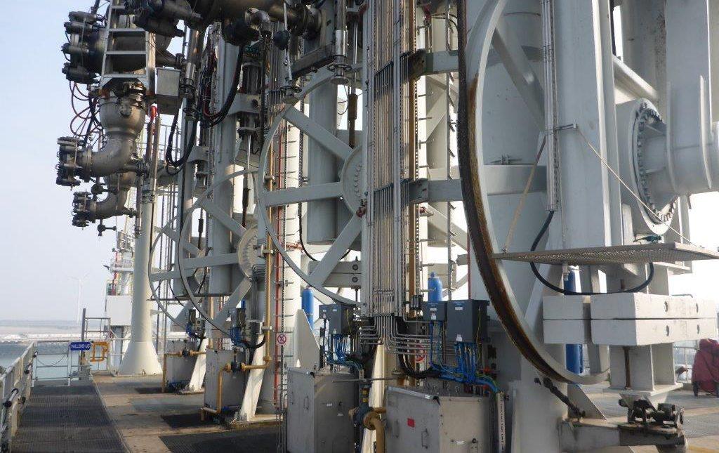 Referentie: Fluxys LNG