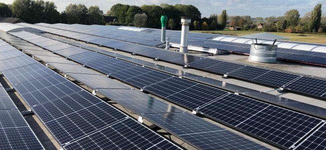 Straalbedrijf Catseman investeert in zonnepanelen en LED-verlichting